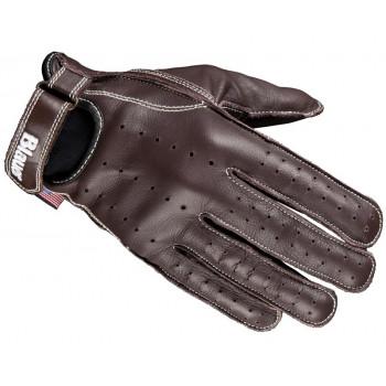 Мотоперчатки Blauer Caferace Brown M