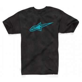 Футболка Alpinestars Inverse Astar Black XL