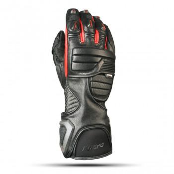 Мотоперчатки Nitro NG-103 Black-Red 2XL