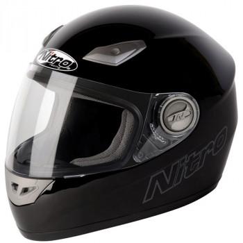 Мотошлем Nitro Dynamo Jnr Black S