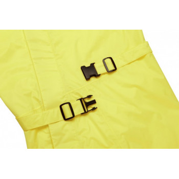 фото 2 Дождевики  Комбинезон Spidi Rain Flux WP Suit Black-Yellow L