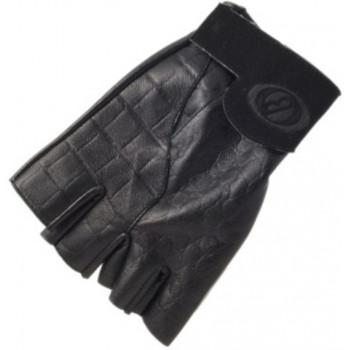 Мотоперчатки Baruffaldi Guia Half Crocco Black L
