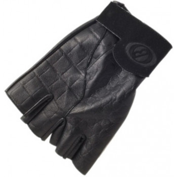 Мотоперчатки Baruffaldi Guia Half Crocco Black M
