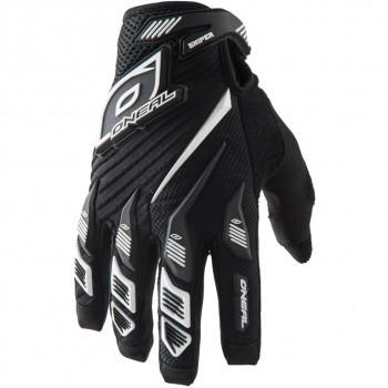 Мотоперчатки Oneal Elite Black XL