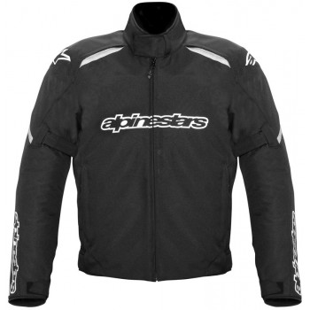 Мотокуртка Alpinestars Gunner WP Black 2XL