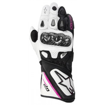 Мотоперчатки женские Alpinestars Stella GP Plus Black-White XS