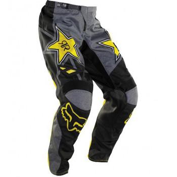 Кроссовые штаны Fox 180 Rockstar Grey 32