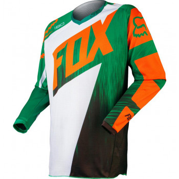 Джерси Fox 180 Vandal Green-Orange 2XL (2015)