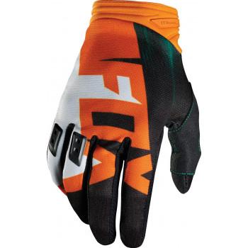 Мотоперчатки Fox Dirtpaw Vandal Green-Orange XL (2015)