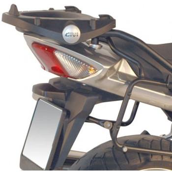 Крепеж-багажник под центральный кофр GIVI SR357 для YAMAHA FJR 1300 06>