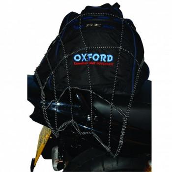 Багажная сетка светоотражающая Oxford Reflective Black