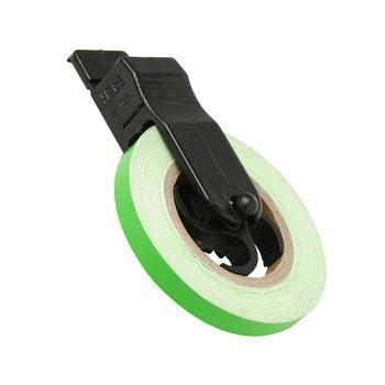 Наклейки на колеса с аппликатором Oxford Wheel Stripes Reflect Green