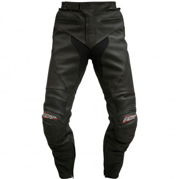 Мотоштаны кожаные RST Stunt Black 36