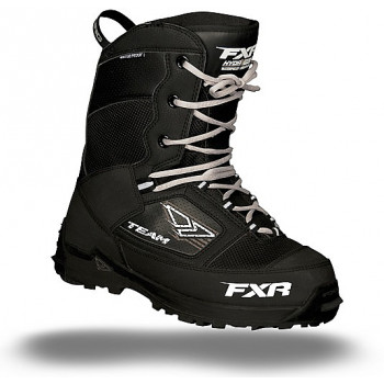 Мотоботы FXR Team Boot Black 39 (7)