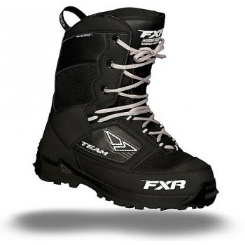 Мотоботы FXR Team Boot Black 41 (8)