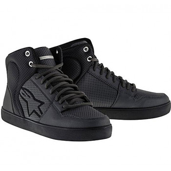 Мотоботы Alpinestars Anaheim Black Stealth 44 (2014)
