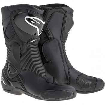 Мотоботы Alpinestars S-MX 6 Black 45 (2014)