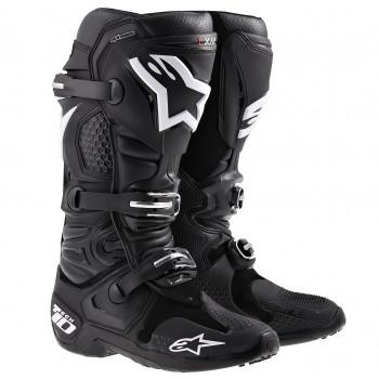 Мотоботы Alpinestars Tech 10 Black 42 (2014)