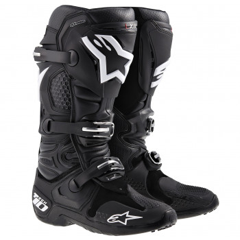 Мотоботы Alpinestars Tech 10 Black 43 (2014)
