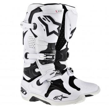 Мотоботы Alpinestars Tech 10 Vented White 44 (2014)