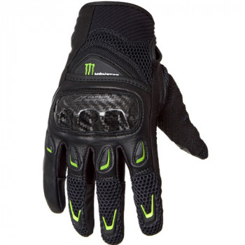 Мотоперчатки Alpinestars M30 Air Black-Green XL (2014)