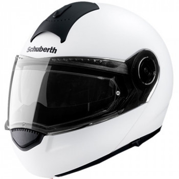 Мотошлем Schuberth C3 White Matt 2XL