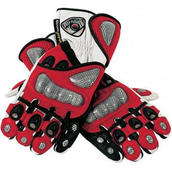 Мотоперчатки Suomy (CYYA09) Red XL
