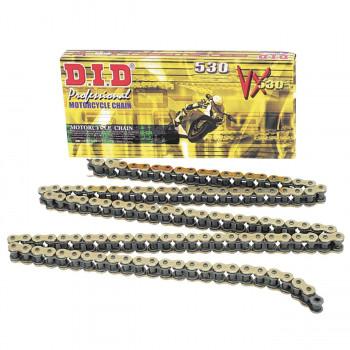 Приводная цепь DID 530VX G&B - 112ZB
