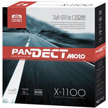 Мотосигнализация Pandora Pandect X-1100-Moto