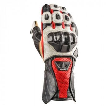 Мотоперчатки Nitro NG-102 Pro Black-Red-White 2XL