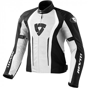 Мотокуртка REVIT AIRFORCE White-Black 2XL