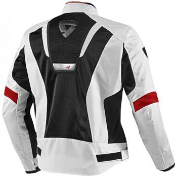 фото 2 Мотокуртки Мотокуртка REVIT GT-R AIR текстиль White-Black XL