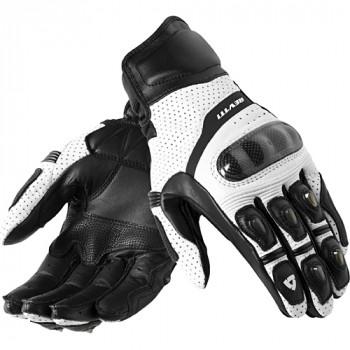 Мотоперчатки женские REVIT Chevron Ladies White-Black M