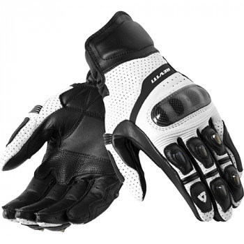 Мотоперчатки женские REVIT Chevron Ladies White-Black S