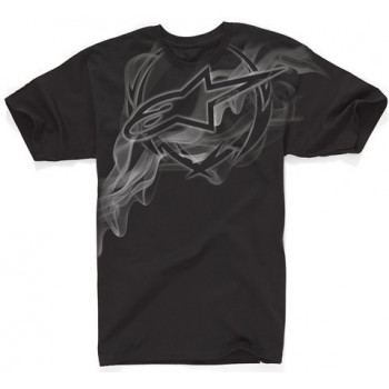 Футболка Alpinestars Fog Black 2XL