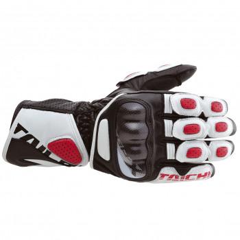 Мотоперчатки RS-Taichi GP-X White-Red XL