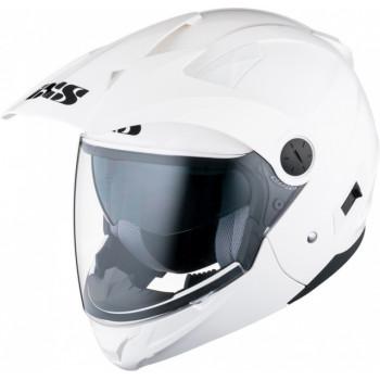 Мотошлем IXS HX 145 White M