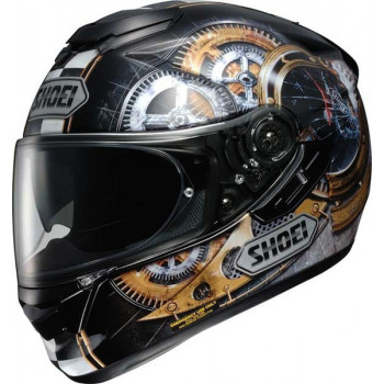 Мотошлем Shoei GT-Air COG TC-9 Black-Yellow L