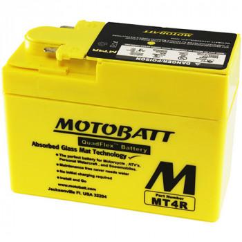 Аккумулятор гелевый Motobatt MB MT4R 2,5AH 45A