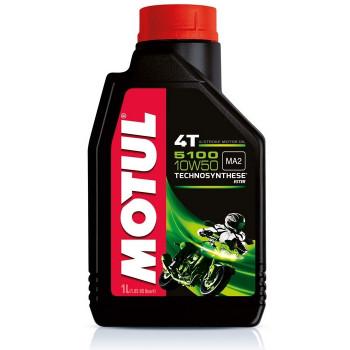 Моторное масло Motul 5100 4T 15W-50 (1L)