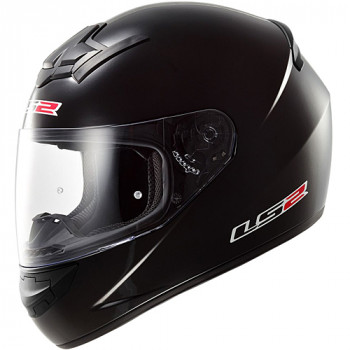 Мотошлем LS2 FF352 Rookie Single Mono Gloss Black XS
