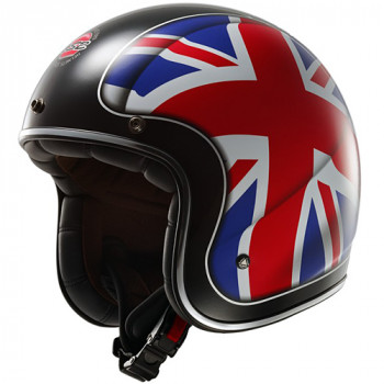 Мотошлем LS2 OF583 Union Jack M