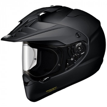 Мотошлем Shoei Hornet Adv Matt Black M