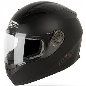 Мотошлем Nitro N2100 Uno Satin Black L