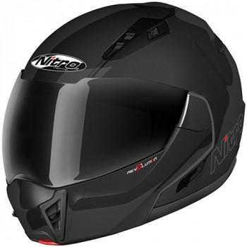 Мотошлем Nitro NGMP Revolution Uno Black XS
