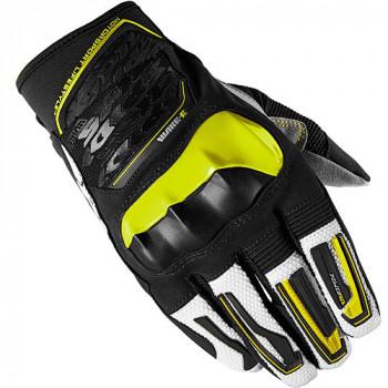 Мотоперчатки Spidi Wake Evo Acid Green-Black XL