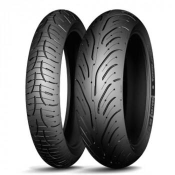 Мотошины Michelin Pilot Road 4 Front 120/70-17 58W TL