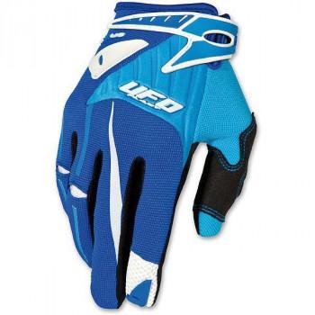 Мотоперчатки Ufo Exus Adult Blue M