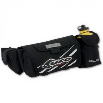 Мотосумка на пояс Ufo Waist Pack Beluga Black