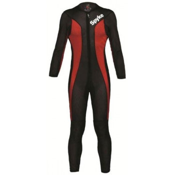Термокостюм Spyke 4 Pro Total Body Layer Black-Red 46